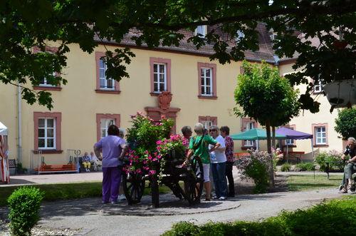 Bschützender Innenhof Bild 02